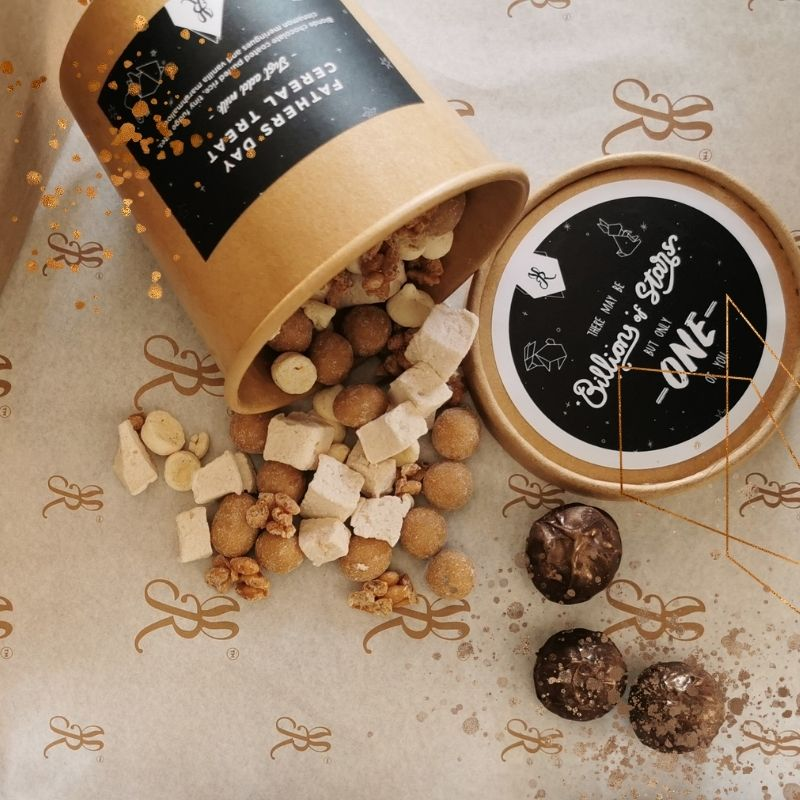 Cereal and Truffles